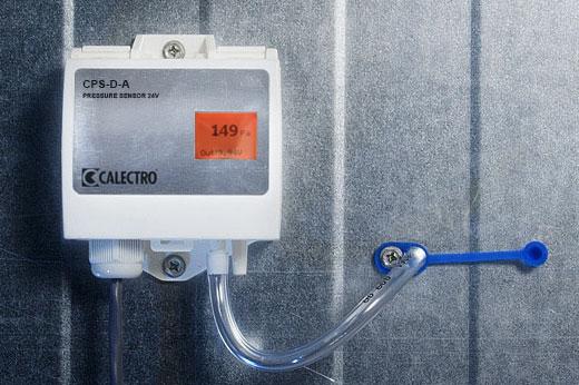 Mätning av lufttryck